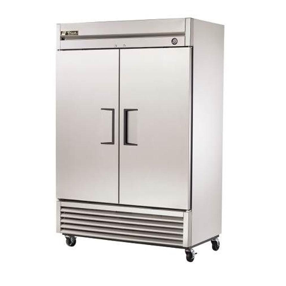 2 Door Freezer